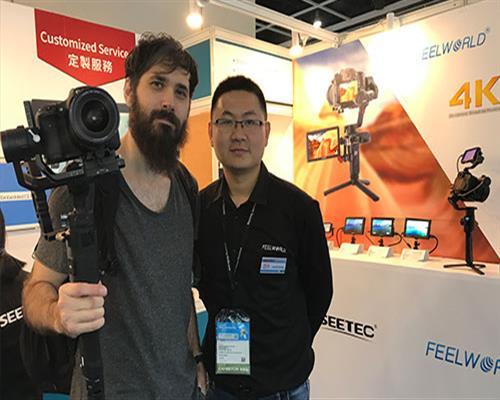 "2019 HKTDC香港""盛宴"",摄影监视器/工业显示器亮相展会"