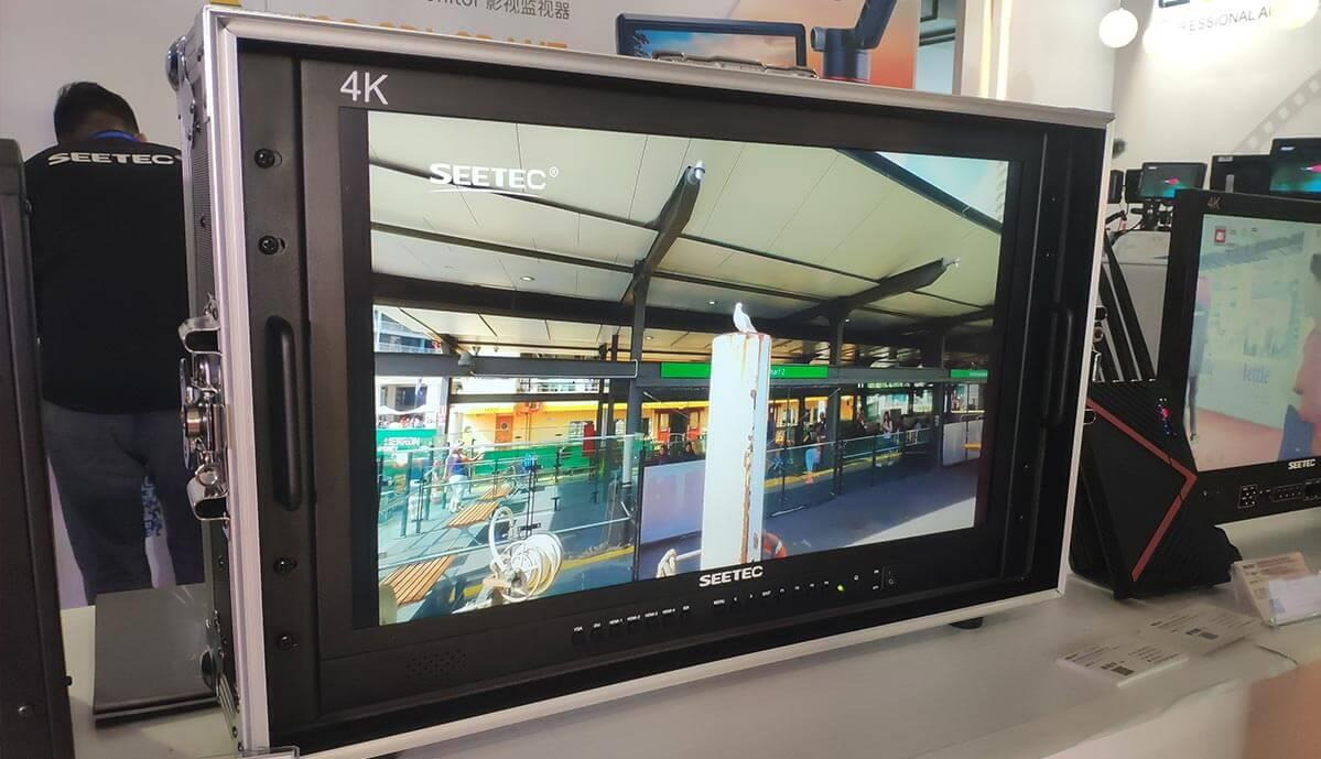 4k carry-on monitor