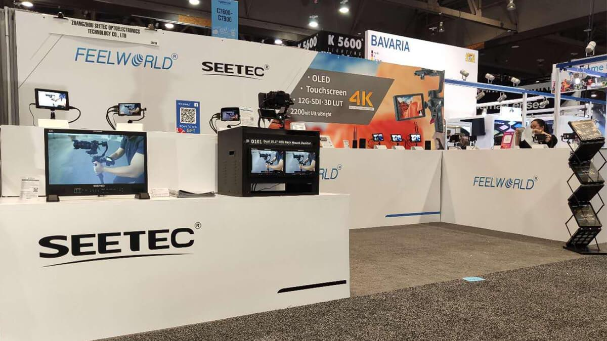 2019 feelworld NAB Show