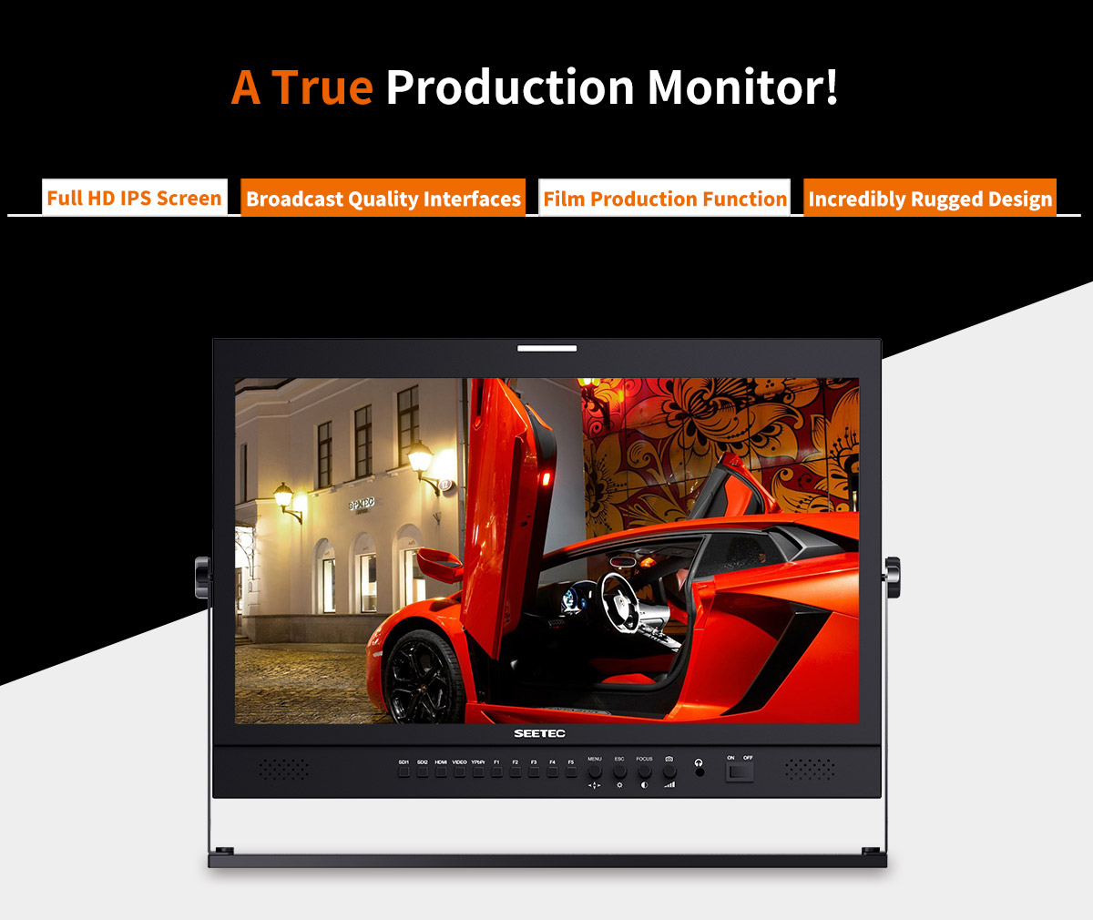 215 film production monitor P215-9DSW