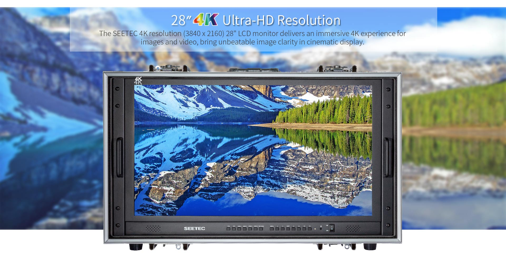 4k director monitor